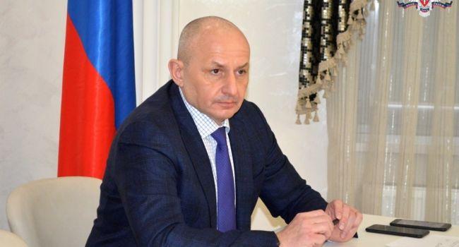 В «ДНР» «министром промышленности» стал украинский жулик Владимир Рущак