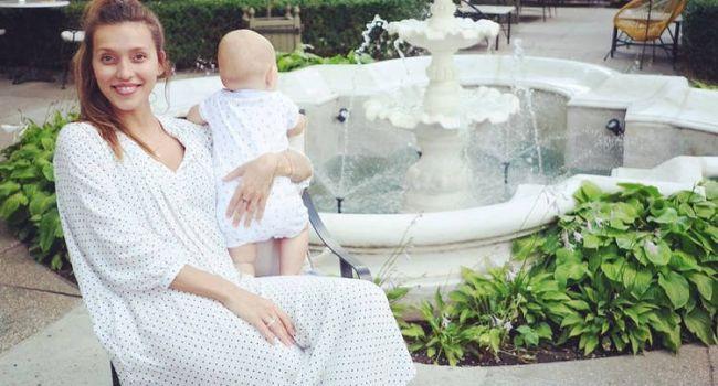 «Я стараюсь не терять оптимистический настрой»: Регина Тодоренко поделилась трогательным фото со своим сыном