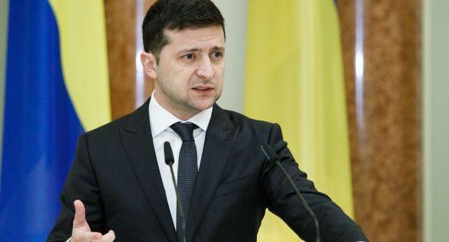 Владимир Зеленский сообщил, когда будет полностью закрыта государственная граница Украина