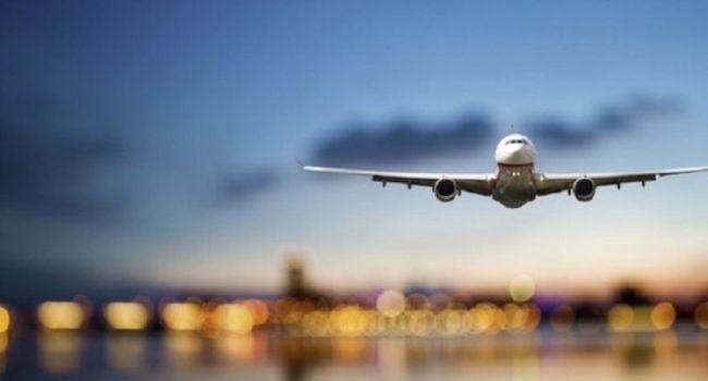 Из США в Украину летит самолет с эвакуированными украинцами