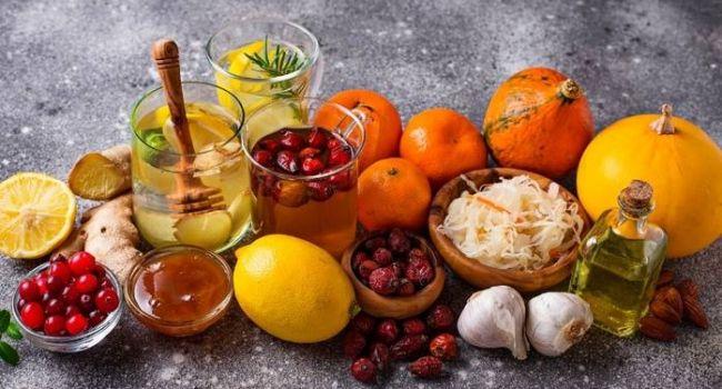 Стали известны самые полезные для иммунитета продукты