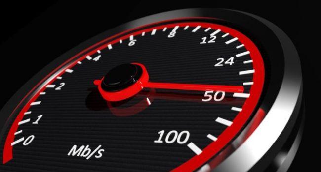 Як визначити швидкість Інтернету