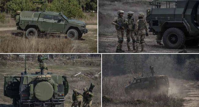 «Супермашины для ВСУ»: Армия Украины усилилась новой отечественной бронетехникой