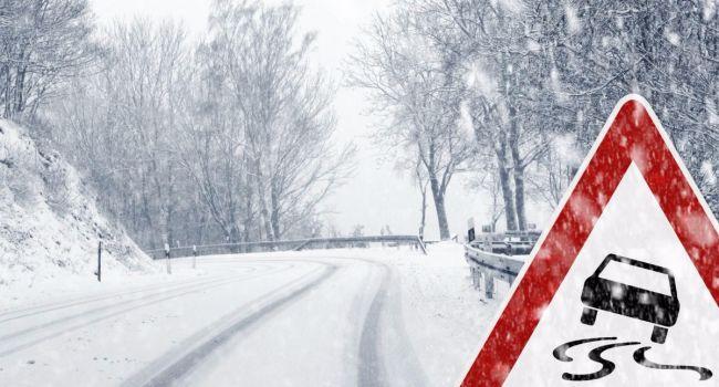 «Снег и гололёд»: Уже на следующей неделе погода в Украине значительно ухудшится