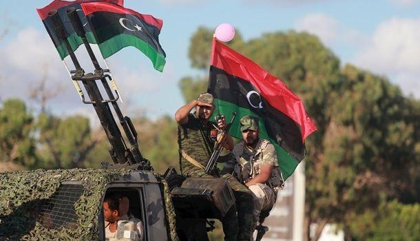 Война в Ливии: Национальная армия уничтожила турецкую бронетехнику