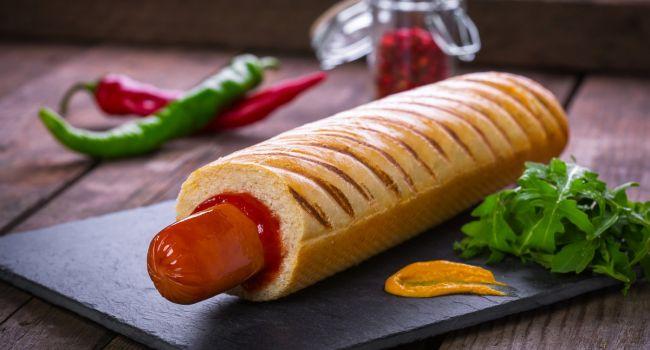 Блюда французской кухни: рецепт классического хот-дога