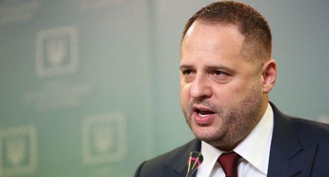 Береза: Гео Лерос выложил видео того, как брат Андрея Ермака, главы ОП Зеленского, продает должности и «барыжит» государством