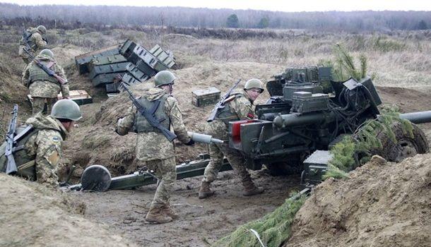 «Получили по заслугам!»: Бойцы ВСУ на Донбассе прицельно ударили по позициям российской гибридной армии