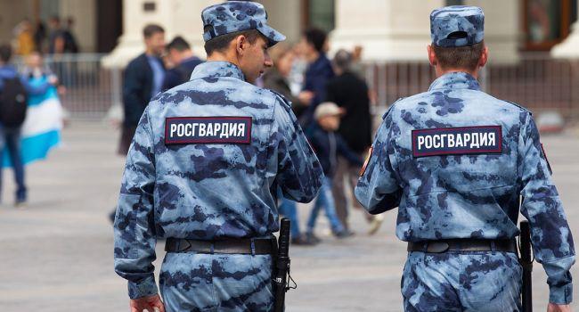 Жданов: Россию ждет печальная судьба, и Путин не зря бросает сейчас все силы на усиление Росгвардии