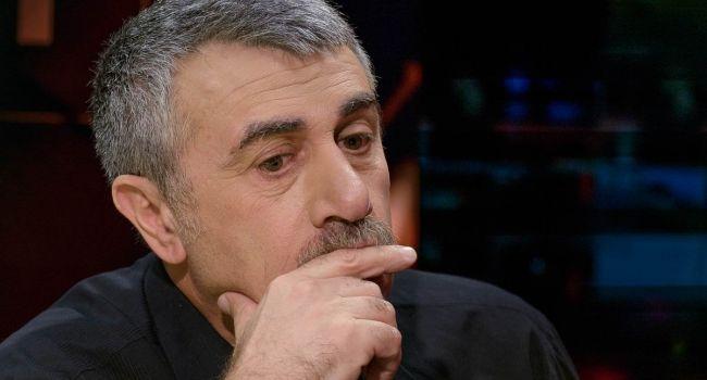 «Если не будет новых случаев»: Комаровский рассказал, когда в Украине отменят карантин