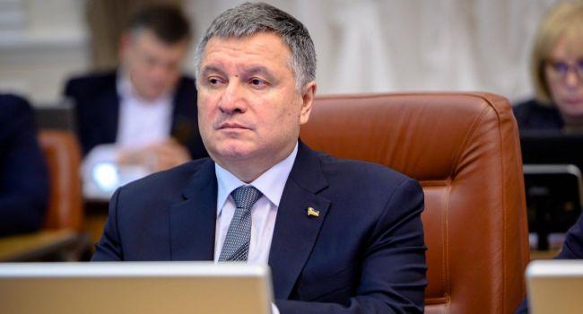 Михельсон: Эй, господин Аваков, что происходит в центре Киева? Почему полиция перекрыла правительственный квартал?