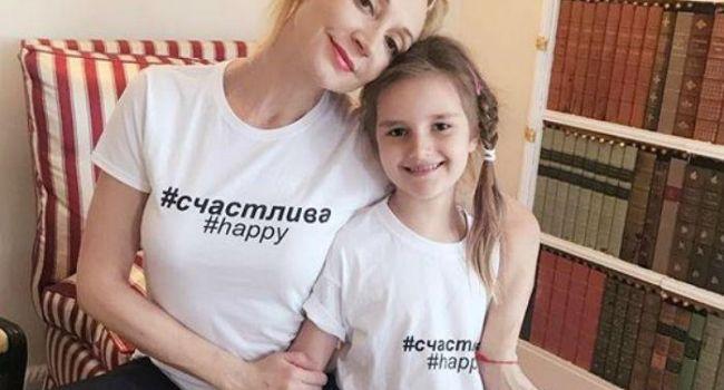 «Капелька моя»: Кристина Орбакайте трогательно поздравила дочь с днем рождения, опубликовав ее новое фото