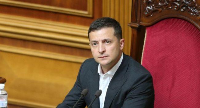Бобиренко: Зеленский вот только сейчас стал политиком, пожертвовав подельником
