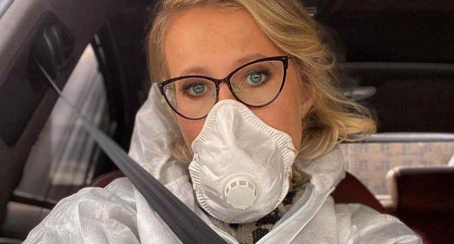 «Я давно переболела коронавирусом. Поэтому меня теперь уже ничего не берет»: Ксения Собчак сделала громкое заявление