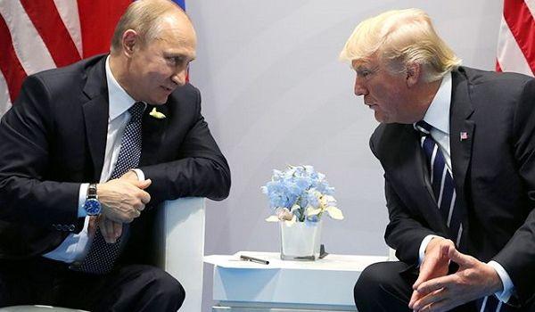 В Кремле утверждают, что Путин не просил Трампа об отмене антироссийских санкций