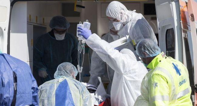 В Житомирской области коронавирусной инфекцией заразился владелец магазина