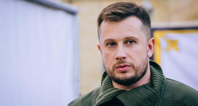 Билецкий: Коалиция из «Слуги народа», «Голоса» и «Европейской солидарности», наплевав на позицию большинства украинцев, проголосовали за распродажу земли