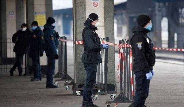 ВОЗ: Европа приближается к пику вспышки коронавируса