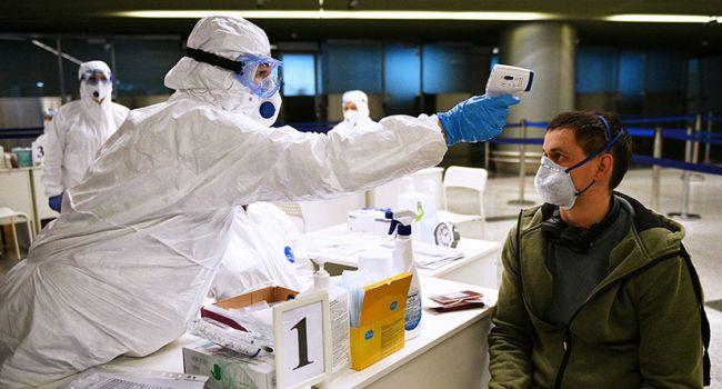 Журналист рассказал, в чем угроза для Украины от того, что Россия пандемию просто игнорирует