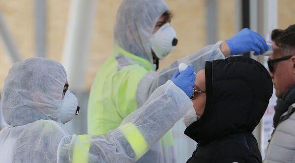 В одном из итальянских городов обнаружен минимальный показатель инфицирований коронавирусом