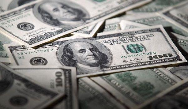 Курс доллара США в обменниках постепенно снижается