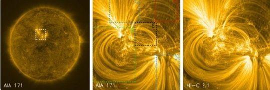 Эксперты NASA показали необычные фото солнечной звезды