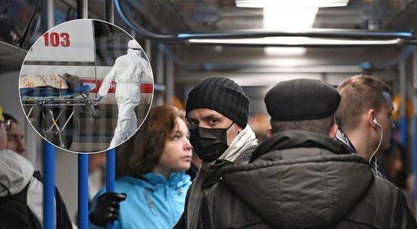Более 2500 за 24 часа: РФ стала одним из лидеров заражения COVID-19