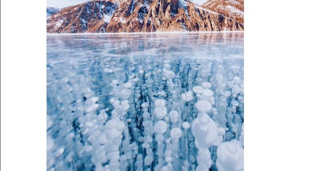 «Ради такого нужно там жить»: фотограф каждый год ездит на Байкал, чтобы сделать удивительные снимки