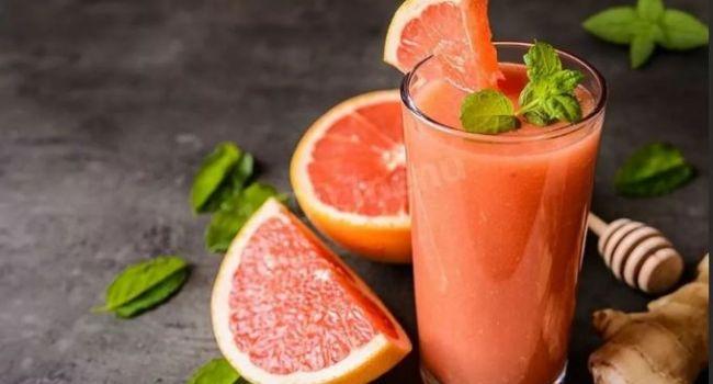 Не только польза: ученые назвали главную опасность грейпфрута