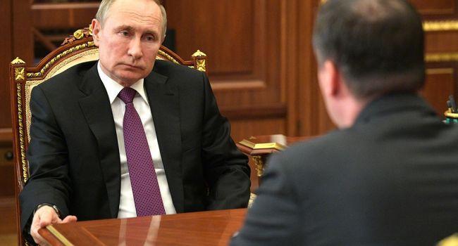 Политолог: готовится перезагрузка Кремля – коллективный «Патрушев» запросто принесет Путина в жертву