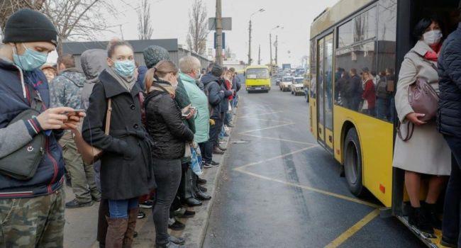 «Обязательное ношение масок и ограничения по количеству людей на улице»: в Офисе президента обсудили возможность ужесточения карантинных мер