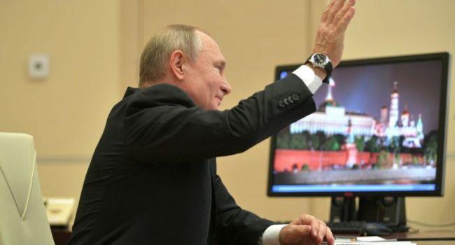 «В чем причина?»: Путина перевели на удаленный режим работы – Песков