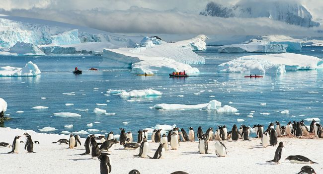 Впервые в истории: ученые заявили об абсолютной аномалии в Антарктиде