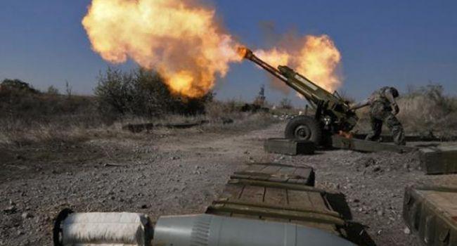 «Слава Украине»: Гибридные войска России пошли в наступление на Донбассе, но ВСУ дали мощный отпор