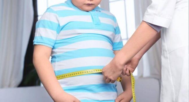 Названы основные причины детского ожирения