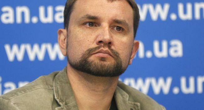Вятрович: Парламент 9-го созыва показал способность консолидироваться, когда речь идет о защите государства