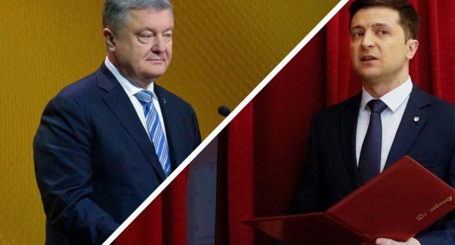Портников: Если Зеленский и дальше хочет спасти себя и страну, он и дальше должен дрейфовать в сторону Порошенко