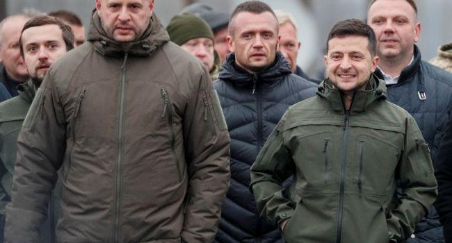 Зеленский заявил, что «Ермак был и есть его другом», а Лерос, распространивший скандальное видео, просто «аферист»