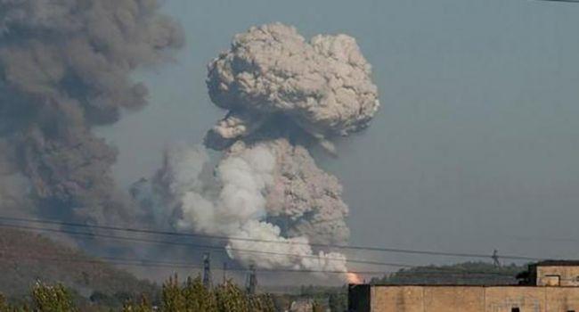 «Запуск ракеты, как с «Байконура»: Жители Донецка  напуганы невероятно громкими взрывами, сиреной, и непонятными звуками