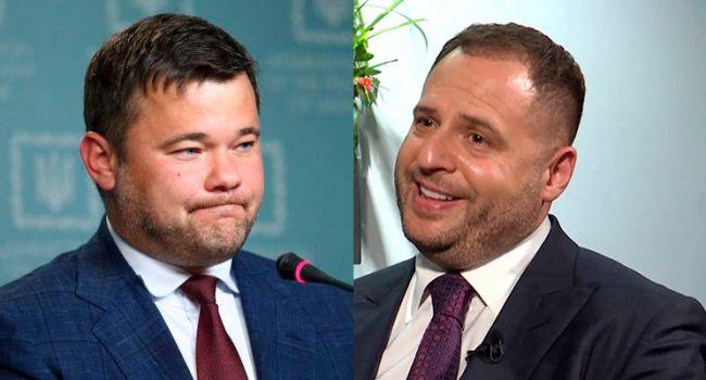 Политолог: и Ермак, и Богдан даже не пытались выполнять свои прямые обязанности, существенно превышая свои полномочия
