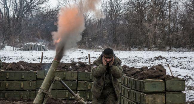 «Бесполезно скрывать»: В «ДНР» признались, что обстреливают силы ООС из тяжелого вооружения