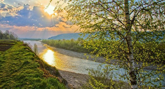 Яркое солнце и майское тепло: погода 5 апреля преподнесет только приятные сюрпризы