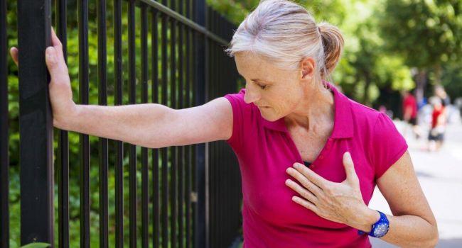 Медики назвали основные признаки приближающегося инфаркта