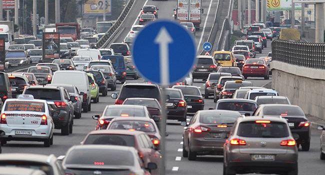 Экономист: если в Киеве запретят передвигаться на своем автотранспорте, город станет