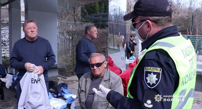 Высоцкий: было бы разумно, если бы патрульные вместо штрафов раздавали нарушителям карантина маски
