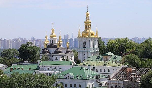 Киево-Печерская Лавра закрыта из-за коронавируса