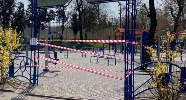 Олешко: лучше посидеть 2 недели дома, чем гулять по парку, и затем усугублять карантин на 2-3 месяца