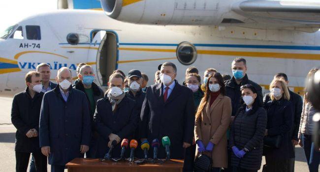 Тышкевич: Есть сразу несколько аргументов в пользу того, что отправка украинских медиков в Италию - это правильный шаг