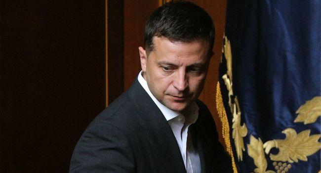 Ключевой проблемой Зеленского является его несоответствие занимаемой должности - мнение