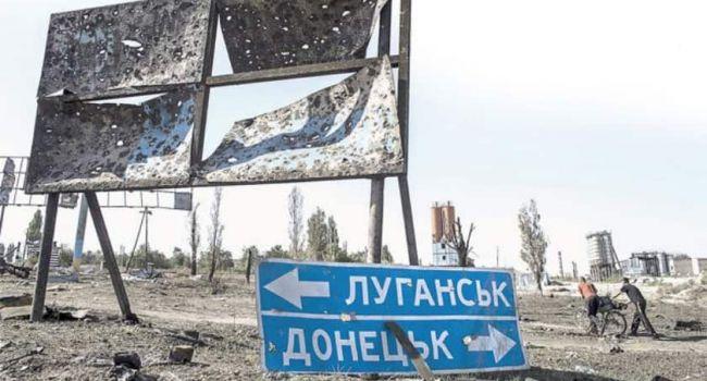 Как только Донбасс станет ненужным Украине, он тут же перестанет быть нужным и России - мнение